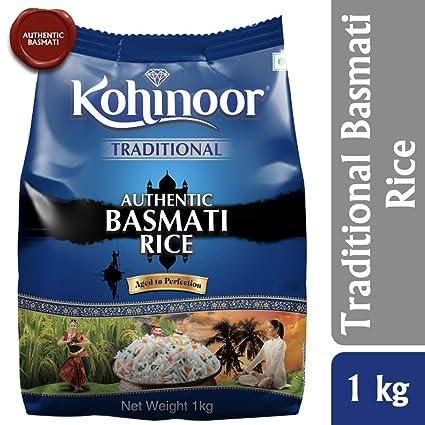 Kohinoor Authentic Bamati Rice Platinum Range, 1kg