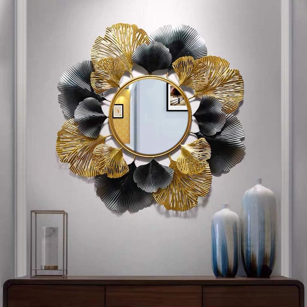 MHKanS Decorative Round Mirror Modern Hanging Mirror 29