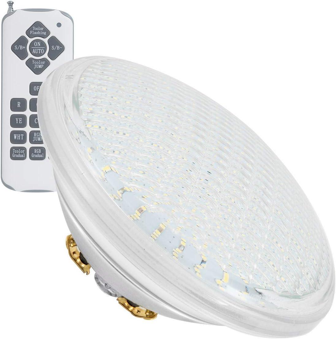 LEDKIA LIGHTING Adaptador Para Instalar en Nicho la Bombilla Slim LED Piscina Sumergible PAR56 Exclusive