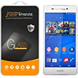 Supershieldz for Sony Xperia Z3v Tempered Glass Screen Protector, Anti-Scratch, Anti-Fingerprint, Bubble Free, Lifetime Replacement Warranty