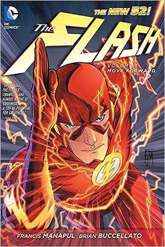 Znalezione obrazy dla zapytania The Flash new52