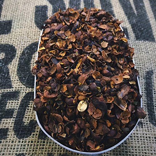1 lb, Cascara Coffee Fruit Tea from El Salvador, Direct Trade, Brewing Instructions Included