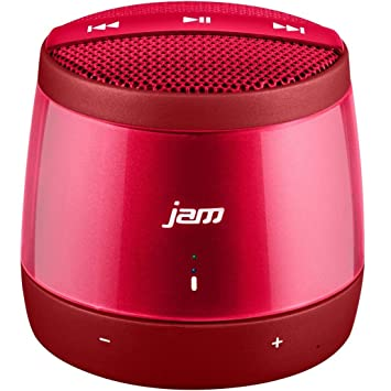 Jam Touch Bluetooth Wireless Speaker - Red: Amazon.in: Electronics