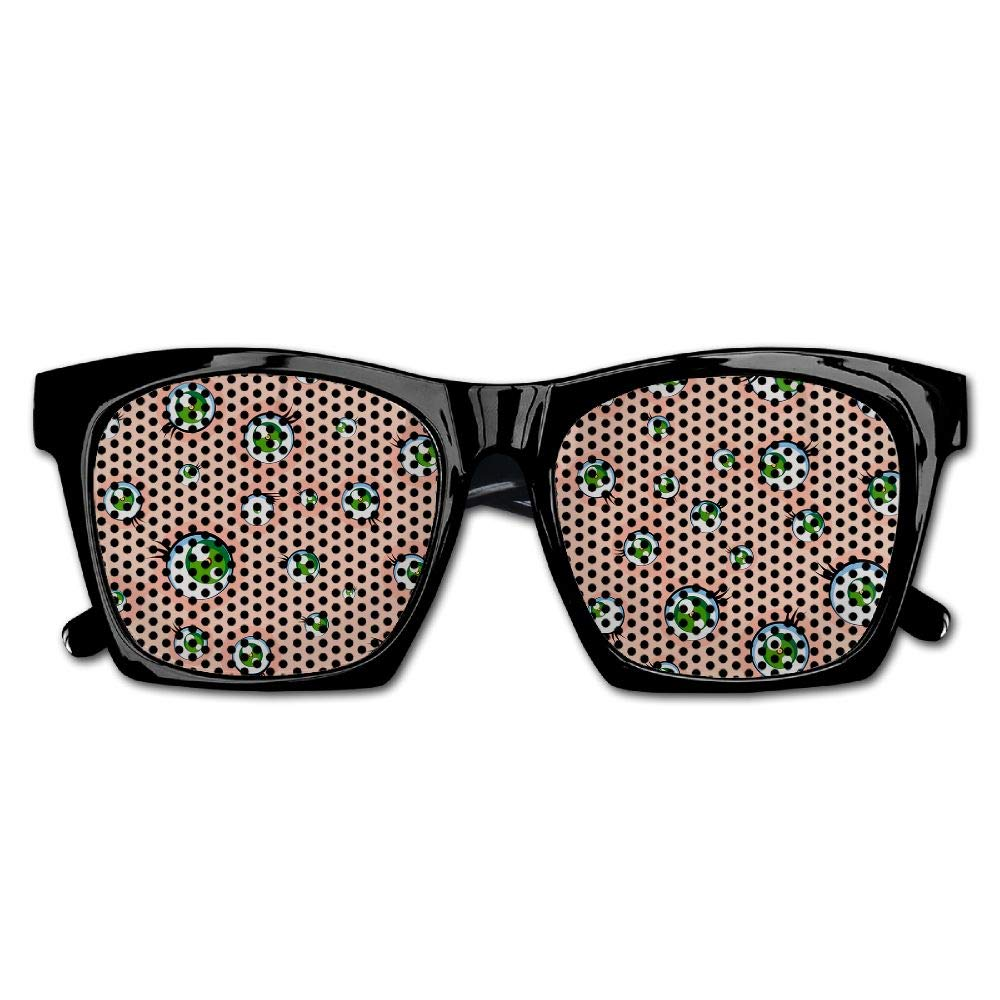 Xing Stars Colorful Summer Unisex Biy Eyes Fashion Party Costume Sunglasses