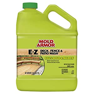 Mold Armor FG505 Deck and Fence Wash, 1-Gallon