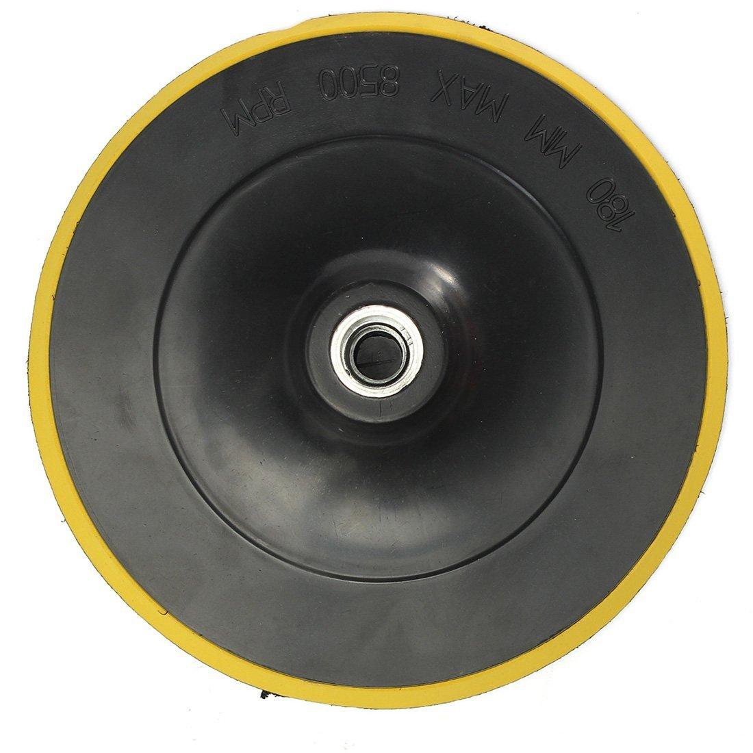 Schleifteller Klett Politur Pad Ø 180mm Ø 150mm Polierteller Stützteller