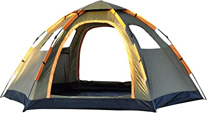Pop-Up 2~4 Person Instant Tent Camping Outdoor Family Hiking Shelter New