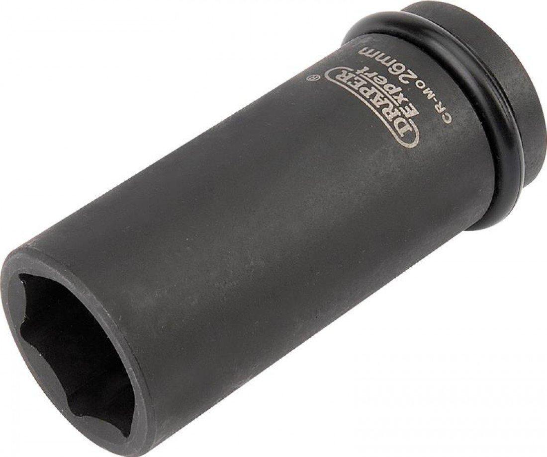 Draper Expert 28Mm 3//4 Square Drive Hi-Torq 6 Point Deep Impact Socket