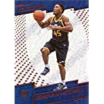 2017-18 Panini Revolution Basketball #125 Donovan Mitchell Rookie Card Utah.