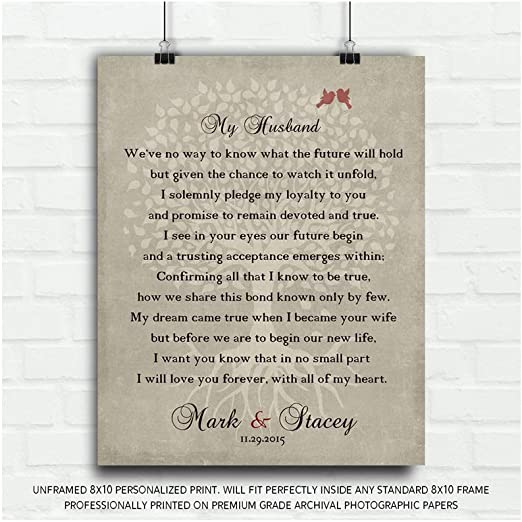 Romatic Wooden Rustic Wedding Plaque Daddy Are You Ready Here Comes Mommy