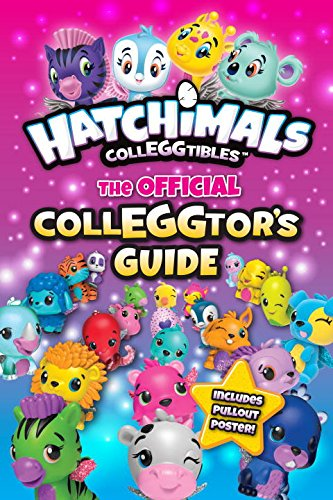 Price comparison product image The Official CollEGGtor's Guide (Hatchimals)
