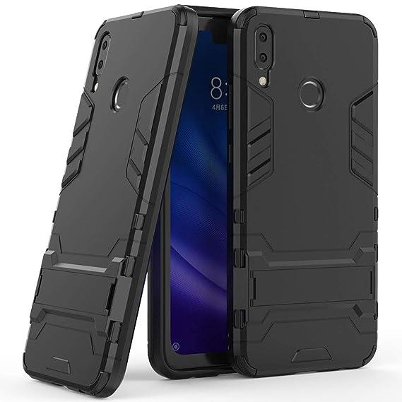 uk availability 30ca0 99b7a Amazon.com: Huawei Y9 (2019) Case, Huawei Y9 (2019) Hybrid Case ...