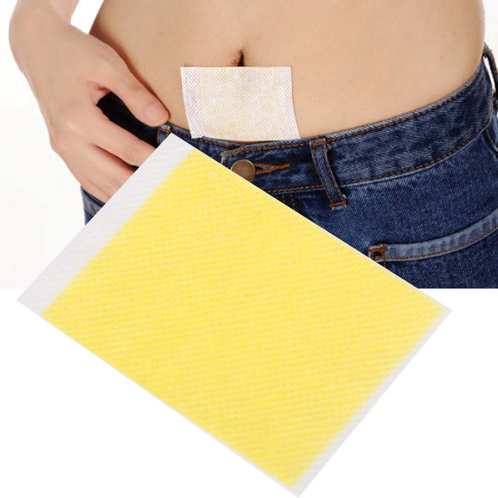 Tighten Stickers, Belly Tighten Stickers, Waist Burning Stickers, Tighten Patches, Thin Waist Patches, Breathable Easy To Use Tighten Patches