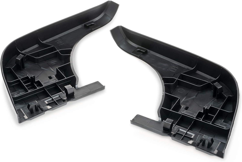 Xiaoyudou 2X Rear Bumper Upper Step Pad For Toyota Tundra 2007-2013 Repalce 52163-0C040 52164-0C040