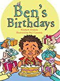 Ben's Birthdays, Elizabeth Hawkins, 1848530188