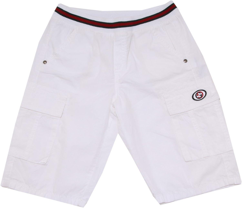 5814I bermuda cargo bimbo GUCCI pantaloni pants shorts kids