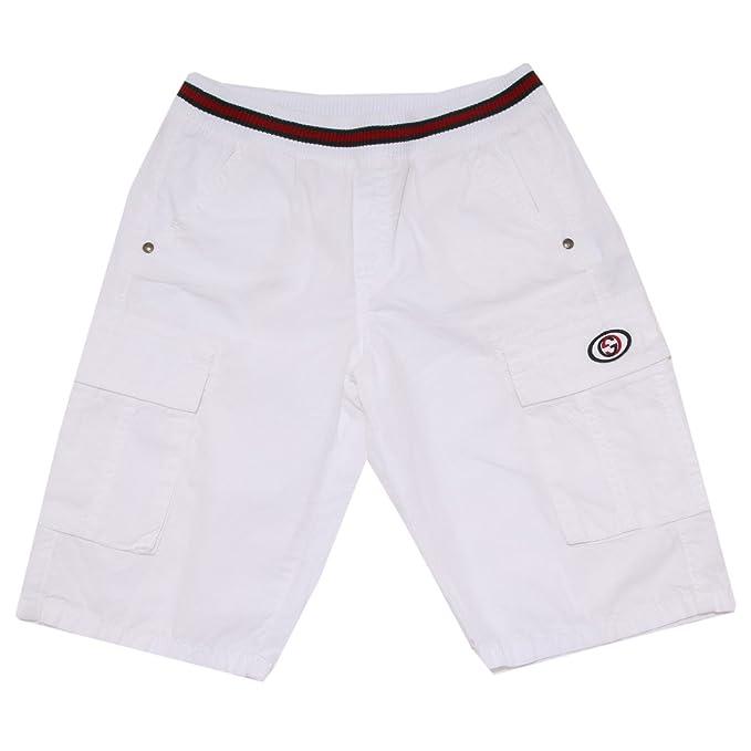 7ac019b223 Gucci 5814I Bermuda Cargo Bimbo Pantaloni Pants Shorts Kids [2 Anni ...