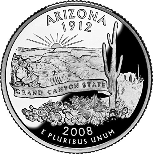 Arizona State Quarter - 5
