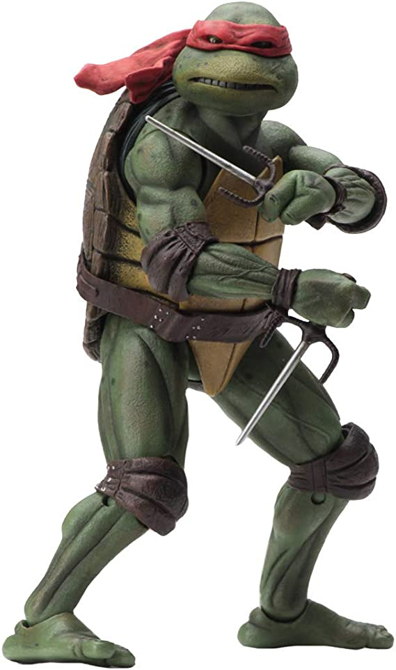 Amazon.com: Teenage Mutant Ninja Turtles - Figura de acción ...