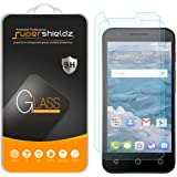 [2-Pack] Supershieldz for Alcatel Ideal Tempered Glass Screen Protector, Anti-Scratch, Anti-Fingerprint, Bubble Free, Lifetime Replacement Warranty