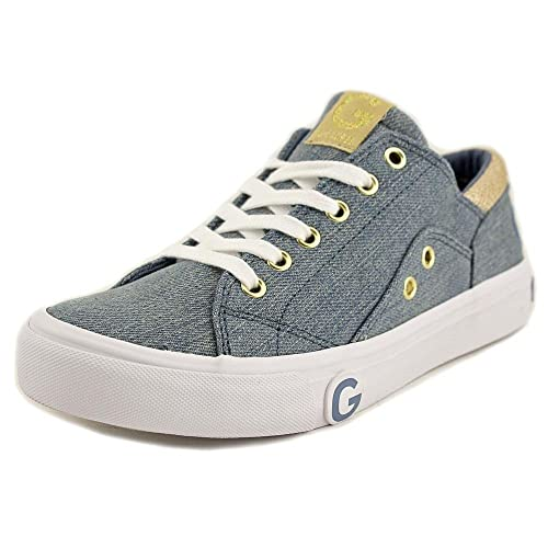 32f5c10809117 G by Guess Womens Chai3 Low Top Lace Up Fashion Sneakers