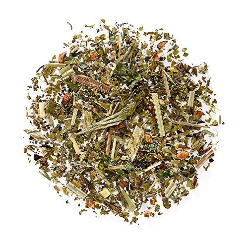 Detox Slim Organic Tea - Herbal Cleansing Tea - Organic Loose Leaf Tea - Great Tasting - Green Slimming Teas For Weight Loss Aid