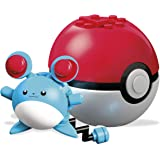 Mega Construx Pokemon Marill Buildingセット