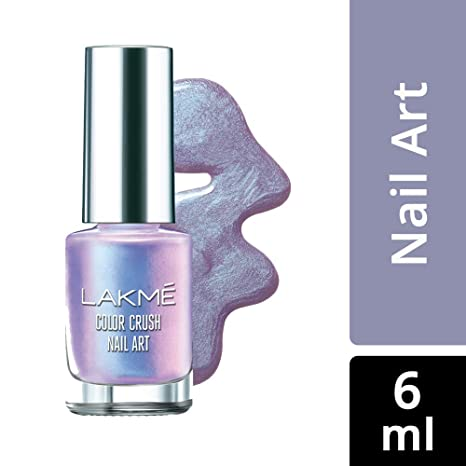 7f2cd915f2 Buy Lakme Color Crush Nailart, U4, 6ml Online at Low Prices in India -  Amazon.in