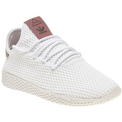 03abf2745 Adidas PW Tennis Hu Originals Pharrell Williams - Blanc - 38 2 3 EU ...