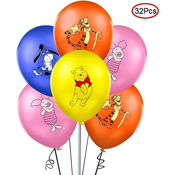 Amazon.com: Winnie the Pooh decoración para tarta para ...