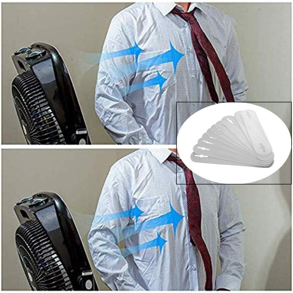 Accessoires de mariage et daffaires Lot de 10 pinces /à cravate invisibles Alternatives aux pinces /à cravate