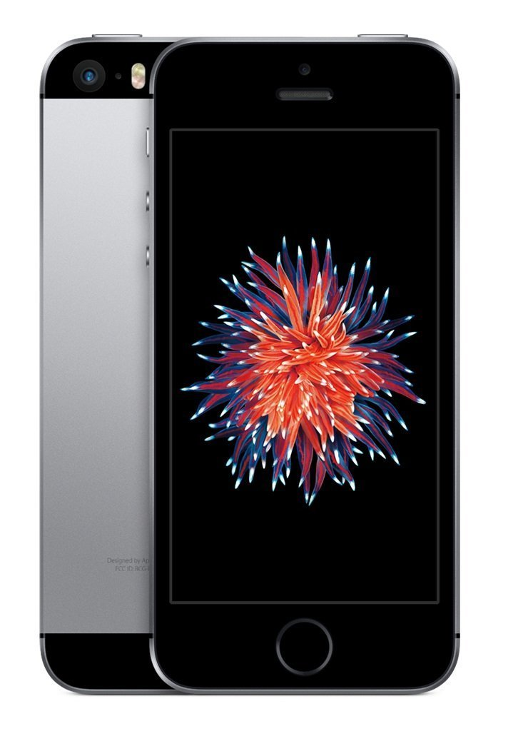 Apple iPhone SE 32 GB Smartphone - Space Grey (Refurbished)
