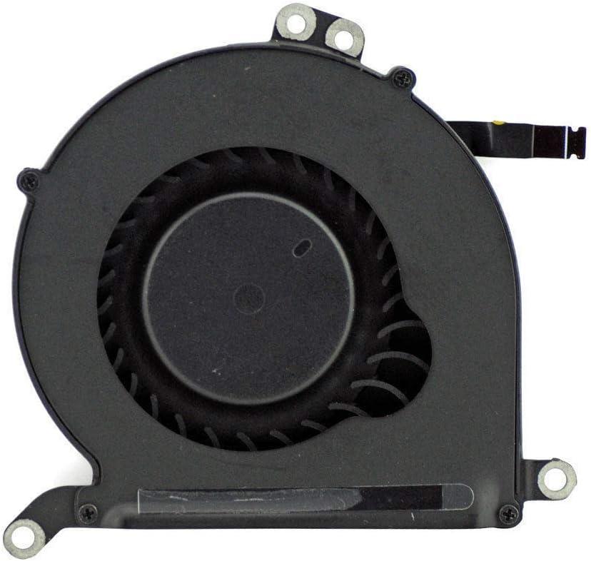 ComponentWarehouse Ventilador de CPU Compatible con MacBook Air de 33 cm A1466 A1369, Compatible con KDB05105HC-HM05 KDB05105HC-HM10