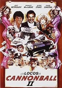 Los Locos De Cannonball II [DVD]