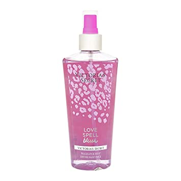 a8398acc706 Image Unavailable. Image not available for. Color  Victoria s Secret Love  Spell Blush Fragrance Mist ...