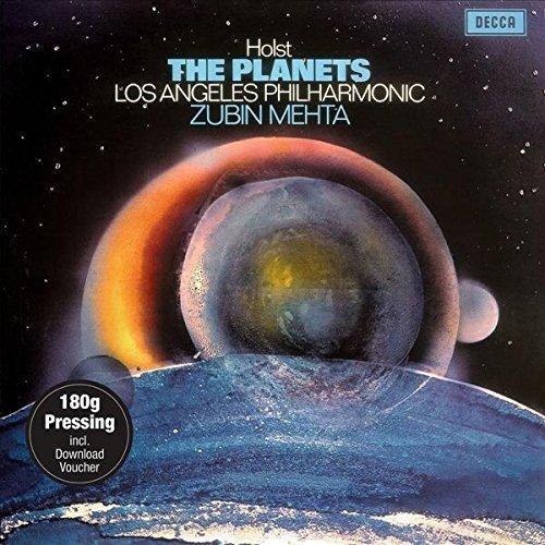 Holst Planets LP Zubin Mehta
