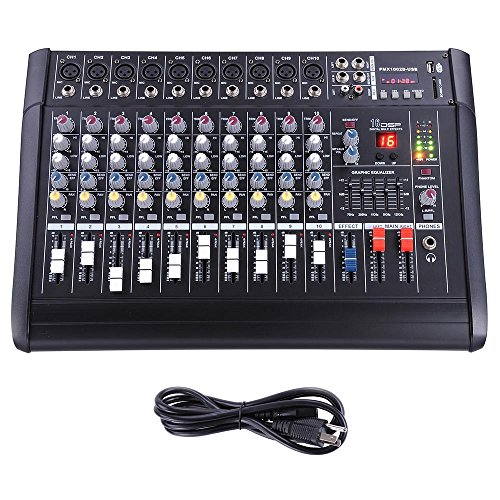audio mixer 10 channel - 2