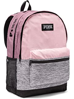 Amazon.com   Victoria s Secret Pink Campus Backpack New Style 2014 ... 5fbc2e4307