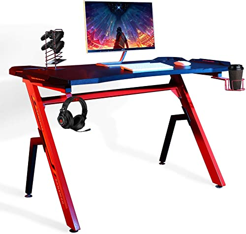 Gaming Desk 47 Inch Computer PC Table