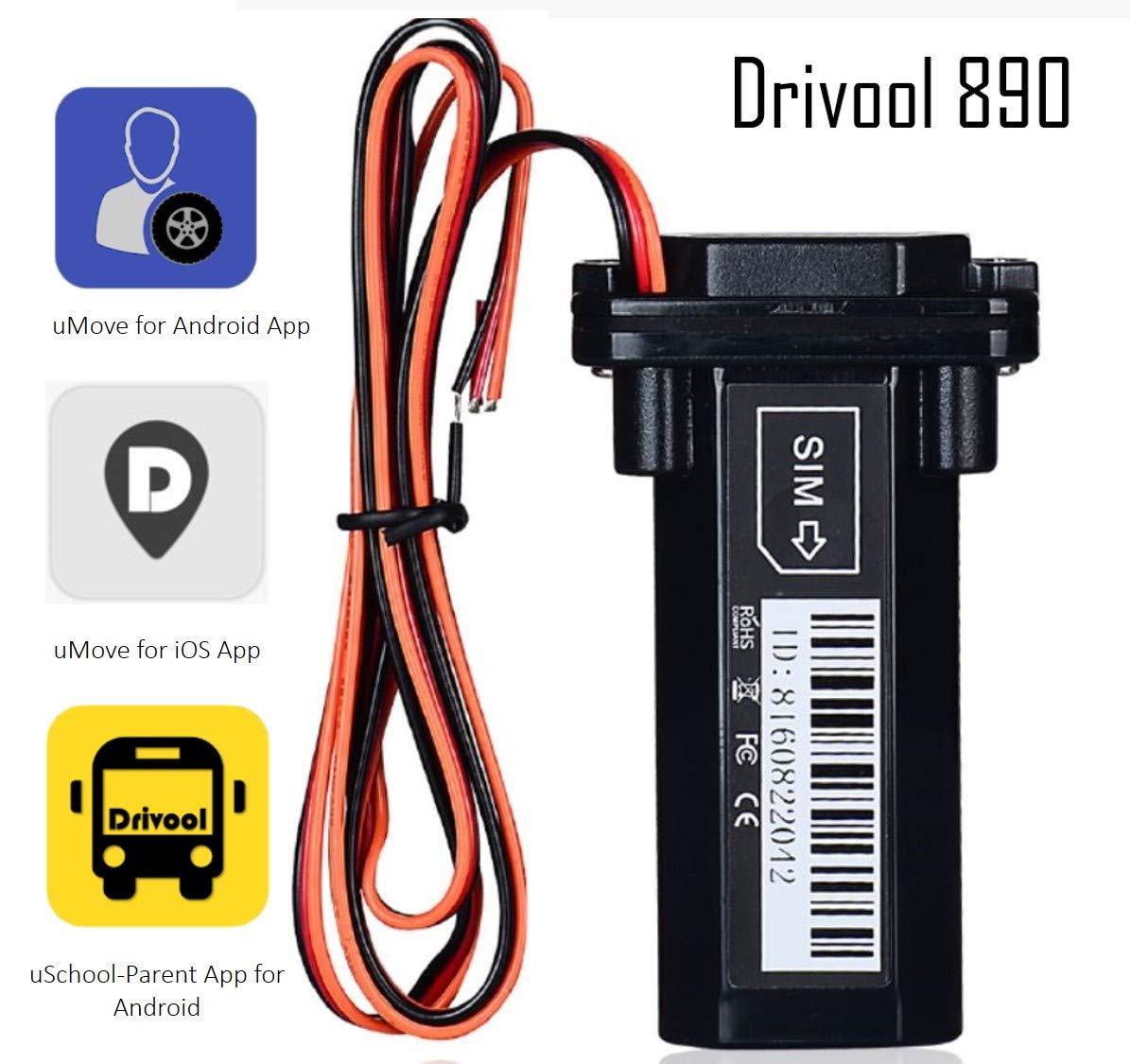 Amazon.com: Drivool ST-901 Sistema de rastreador GPS de ...