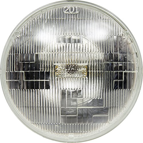 SYLVANIA H6024 XtraVision Halogen Sealed Beam Headlight (7