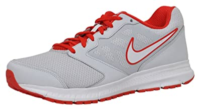 52b31dfd435c Nike Men s Grey Red Running Shoes -11 Uk  Buy Online at Low Prices ...