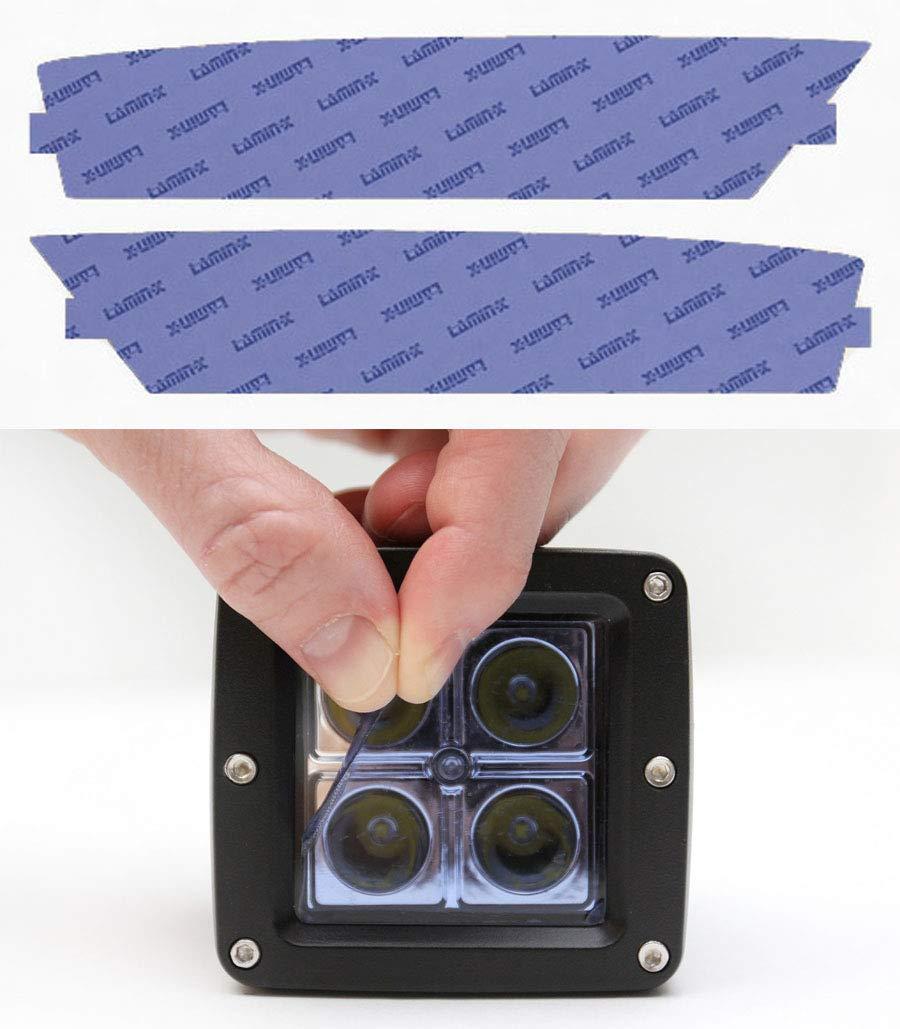 Lamin-x H143B Fog Light Film Covers H143Y