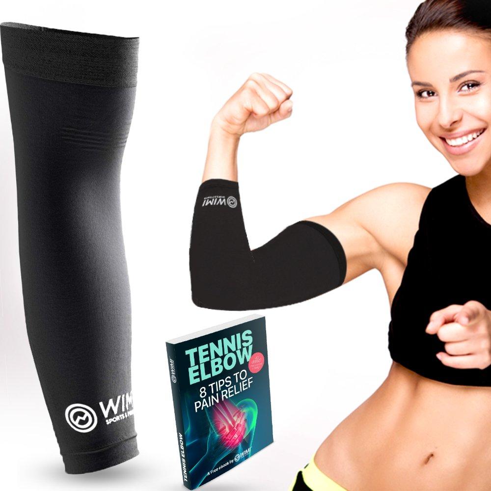WIMI Sports & Fitness Tennis Elbow Sleeve (X-Large)