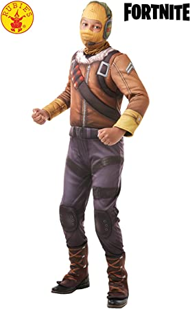 Rubies Official Fortnite Raptor Costume Disfraz, Multicolor, Large ...