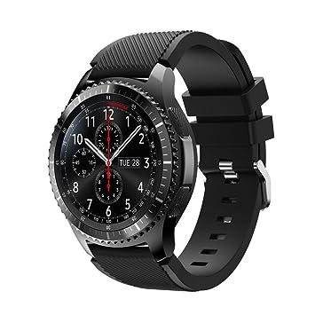 Lerxiuer - Correa de Silicona de Repuesto para Samsung Gear ...