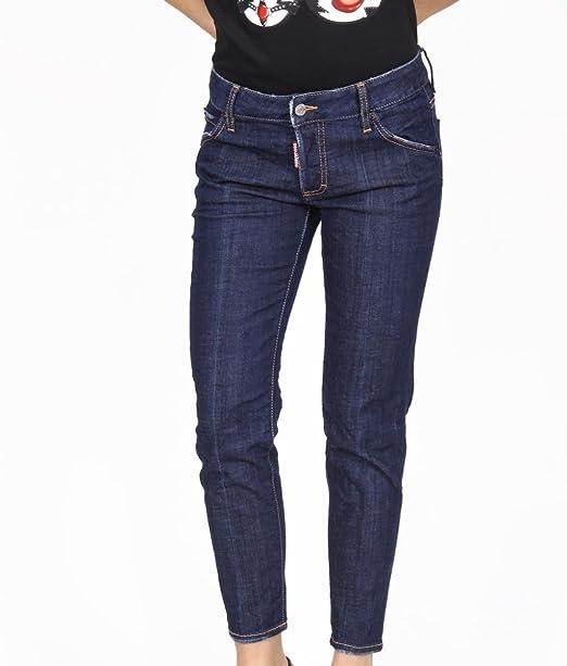 Dsquared2 jeans donna S75LA0702 S30342 470  Amazon.it  Abbigliamento 4dafe6543613