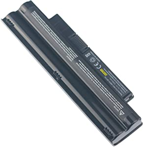 Exxact Parts SolutionsDELL compatible 6-Cell 11.1V 5200mAh High Capacity Replacement Laptop Battery for Inspiron Mini 10 (1012),Inspiron Mini 1012