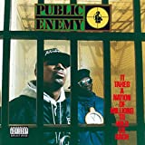 Public Enemy: It Takes A Nation Of Millions To Hold Us Back (Audio CD)