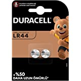 Pack 2 LR44 Alkaline Batteries